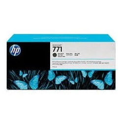 Cartouche noir photo HP 771 - 775 ml