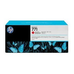 Cartouche rouge chromatique HP 771C - 775 ml