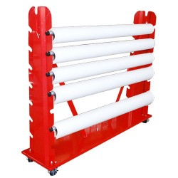 Bull Rack - 15 rouleaux