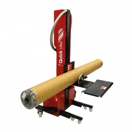 Chargeur rouleau grand format Quick Lifter