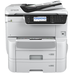Imprimante multifonction EPSON WorkForce Pro WF-C8690DTWF - A4/A3