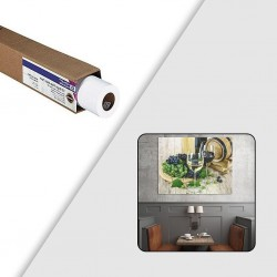 "Rouleau papier photo brillant HP ""Everyday"" - 235 g/m² - 0,610 x 30 m"