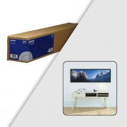 Rouleau papier photo semi-mat EPSON 260 g/m² - 0,610 x 30 m