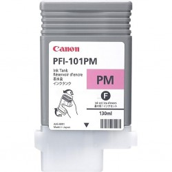 Cartouche d'encre Canon PFI-101PM Magenta Photo 130 ml